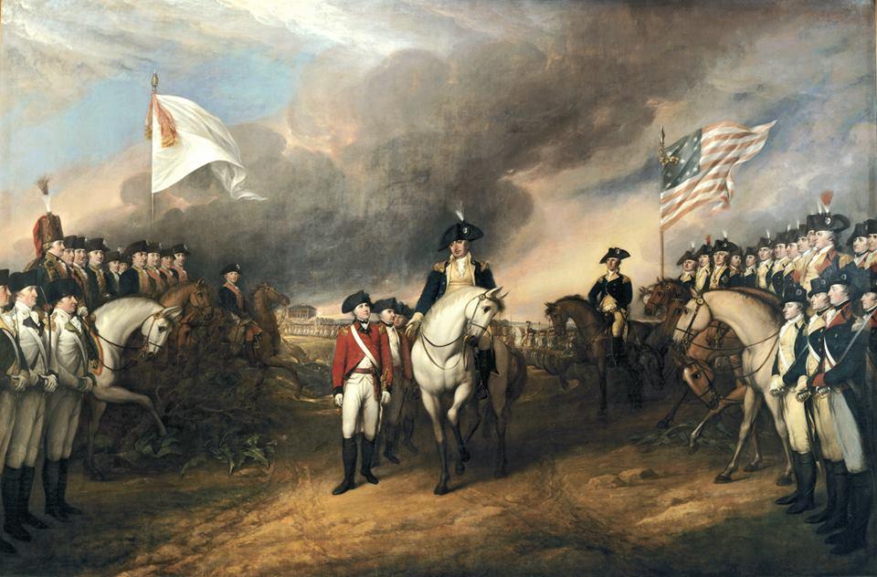 Cornwallis Surrender